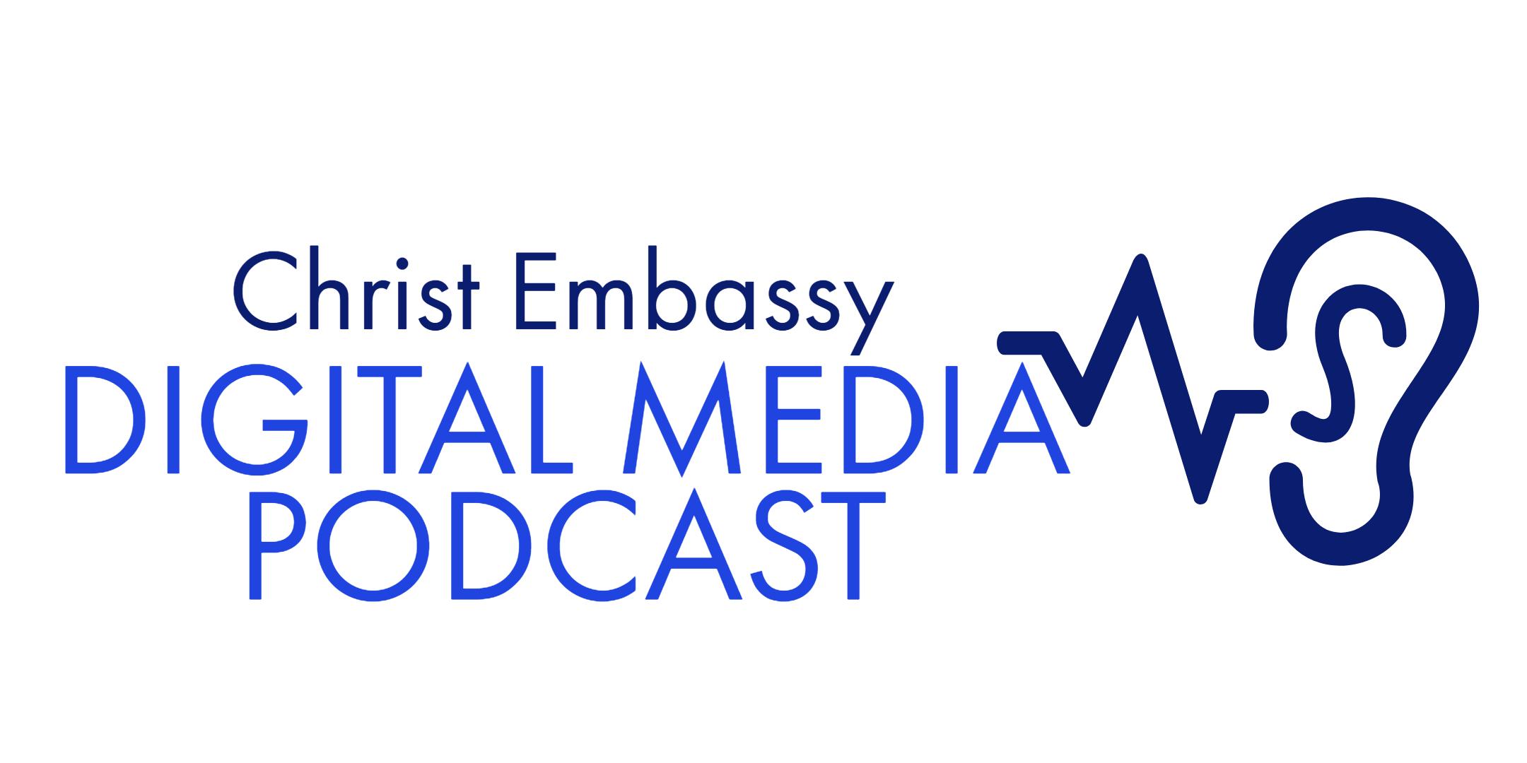 Christ Embassy Digital Media Podcast Logo