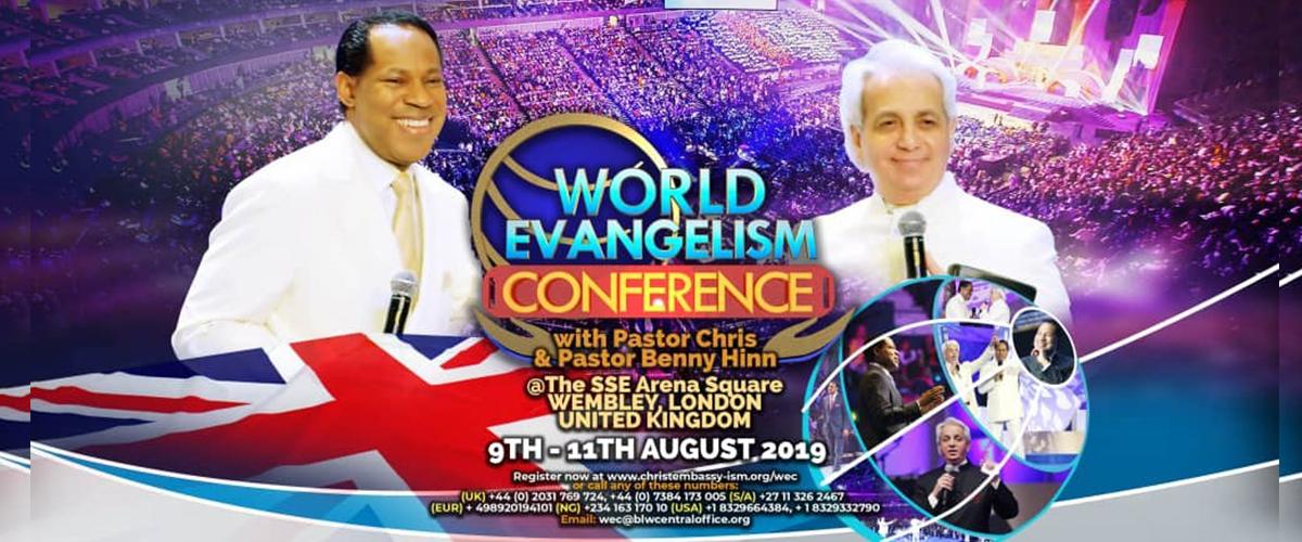 World Evangelism Conference With Pastor Chris | Christ Embassy